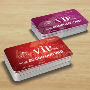 Mẫu thẻ VIP