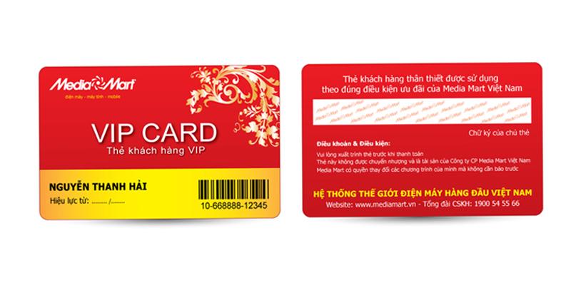 Công ty thiết kế thẻ nhựa đẹp rẻ chất lượng