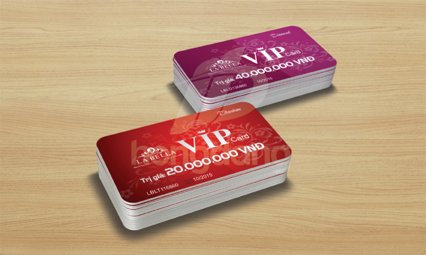 In thẻ nhựa giá rẻ uy tín nhất tại Hà Nội