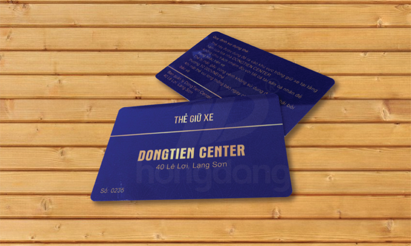 Tìm hiểu dịch vụ in thẻ nhựa chuyên nghiệp nhất