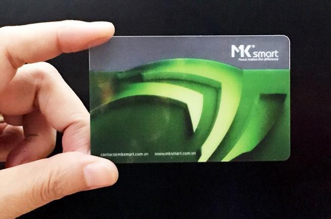 Dịch vụ in thẻ nhựa PVC giá rẻ tại Hà Nội