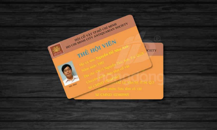 In thẻ hội viên giá rẻ hấp dẫn với nhiều ưu đãi tại Hà Nội