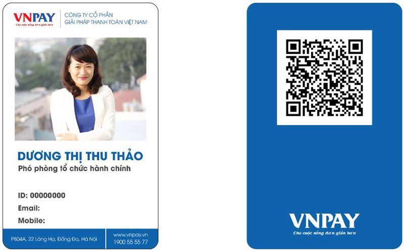 Công ty in thẻ nhựa mã vạch chuyên nghiệp