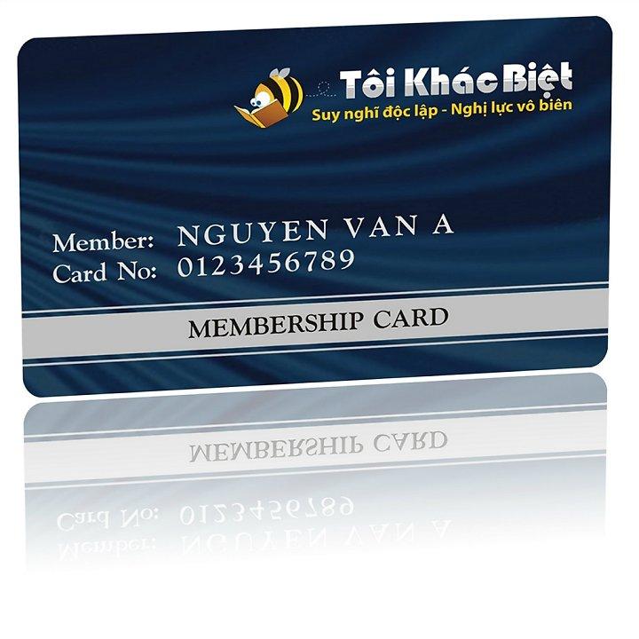 Giới thiệu địa chỉ in thẻ hội viên uy tín cho mọi người